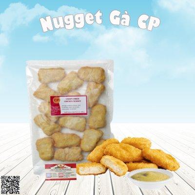 Thịt Gà Nugget CP - Chicken Nugget CP