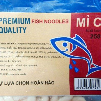 Mì Cá CP Cao Cấp - Premium CP Fish Noodles