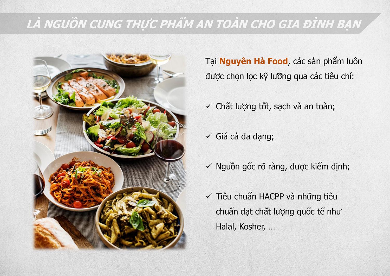 HO SO NHAN LUC - NGUYEN HA FOOD PROFILE-7