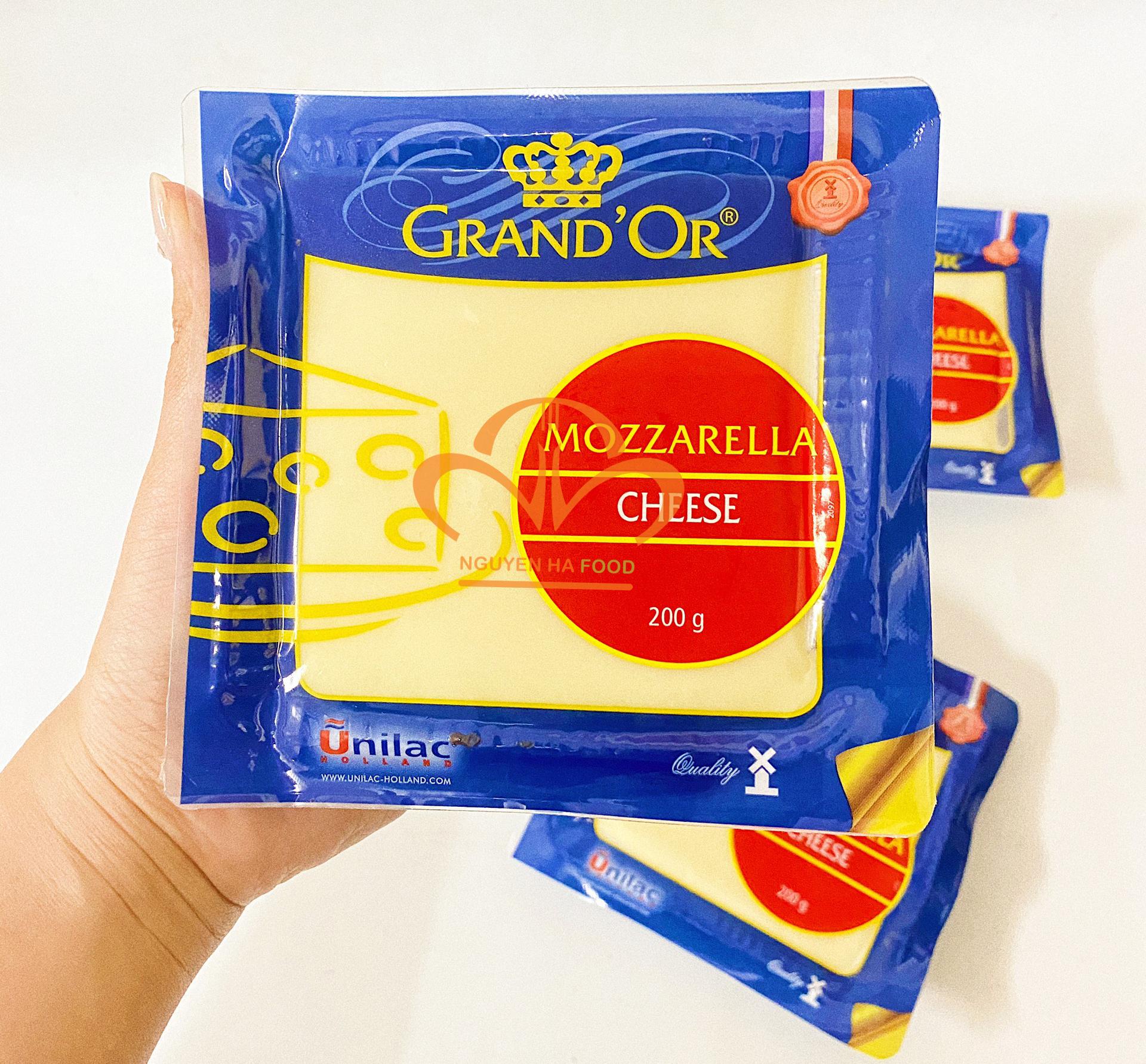 PHO MAI GRAND OR MOZZARELLA 200G NGUYEN HA FOOD (5)