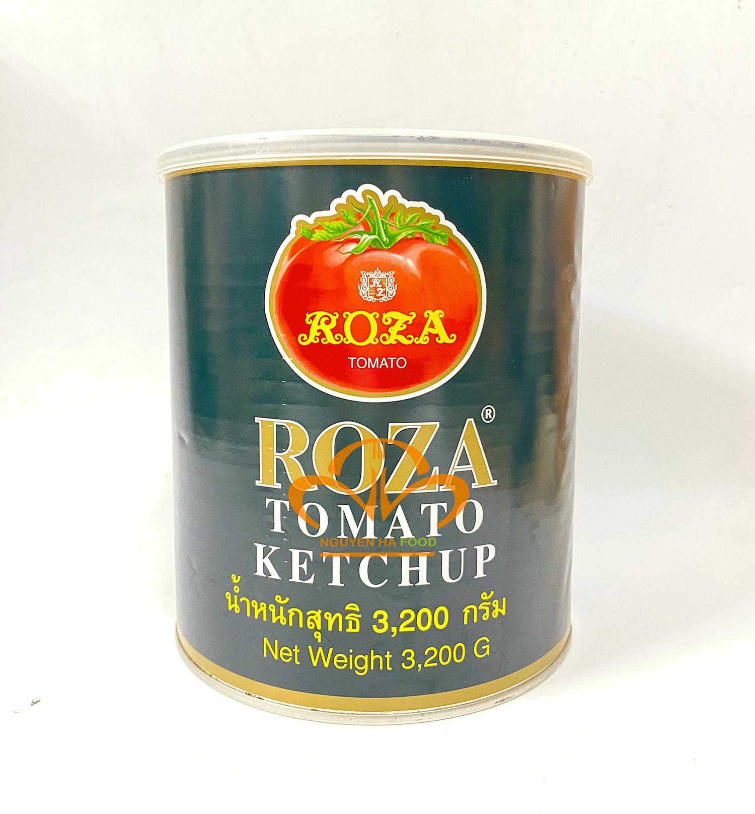 TUONG CA ROZA - TOMATO KETCHUP - NGUYEN HA FOOD (1)