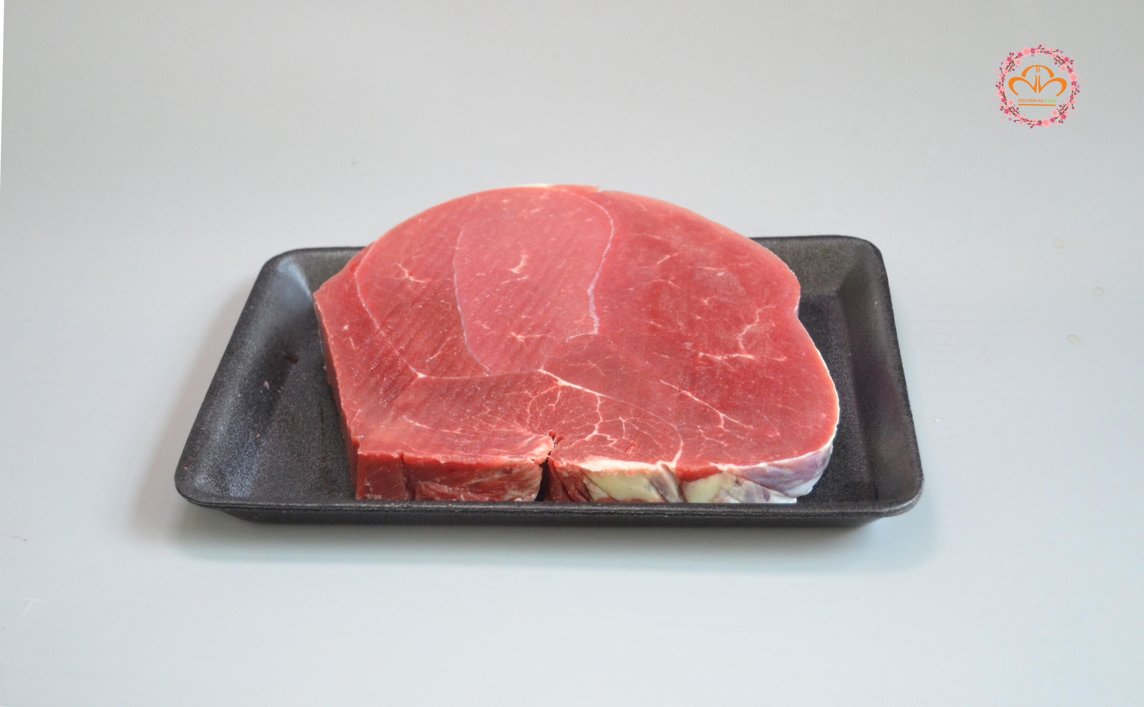 Thịt đùi gọ để làm bít tết