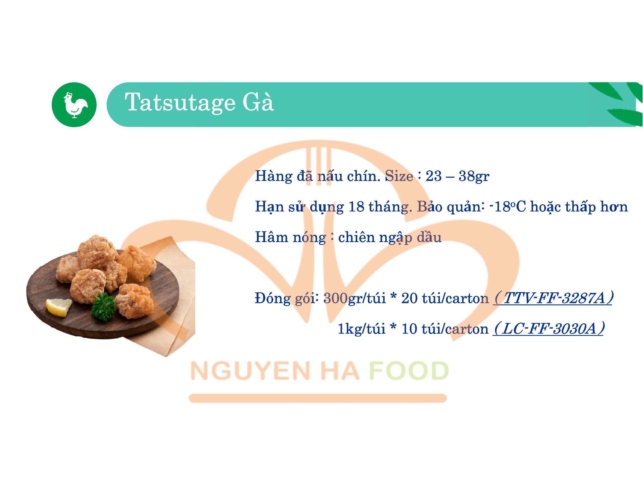 03 GA TATSUTAGE CP NGUYEN HA FOOD