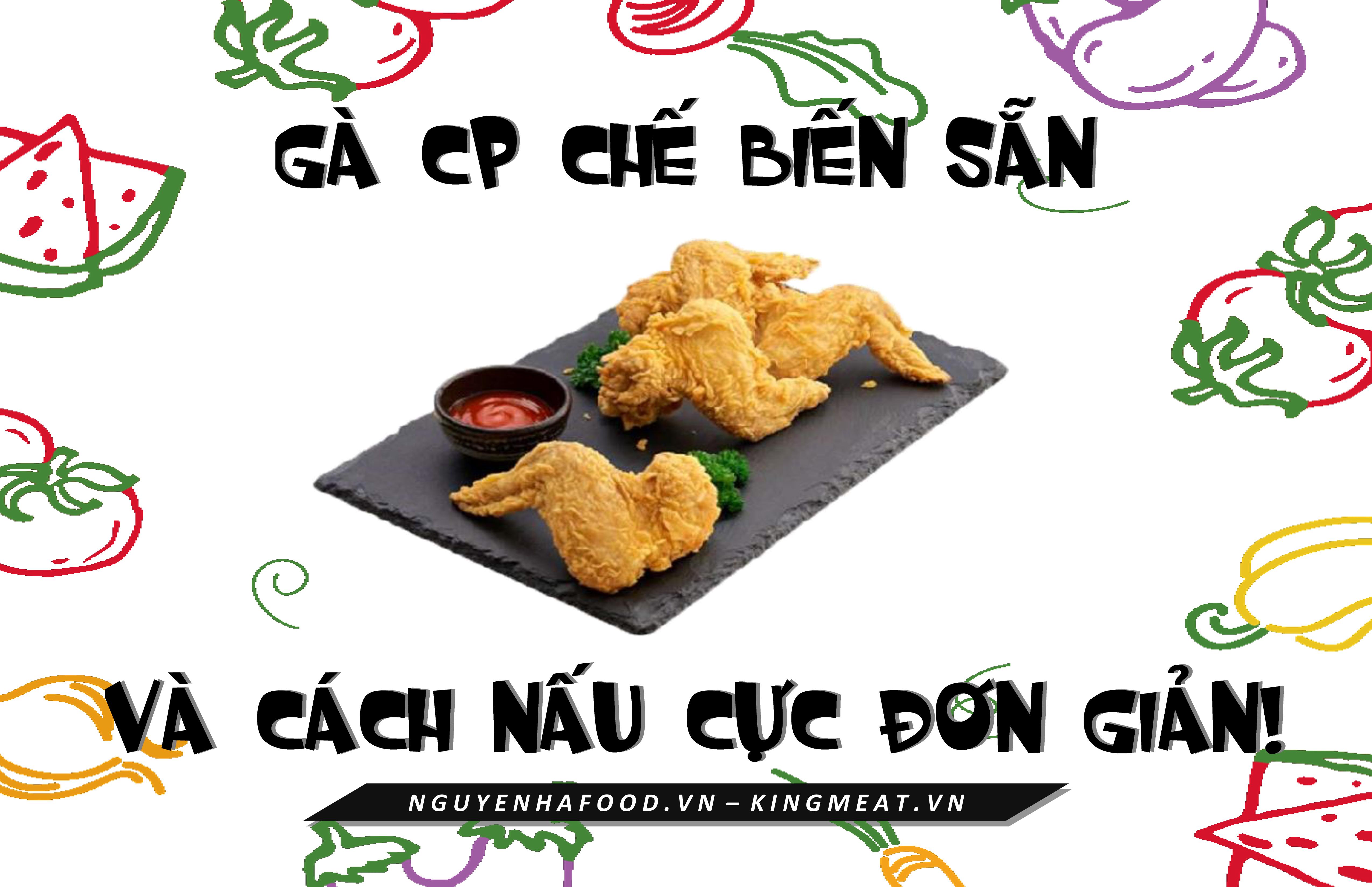AVATAR CACH NAU GA CP CHE BIEN SAN NGUYEN HA FOOD