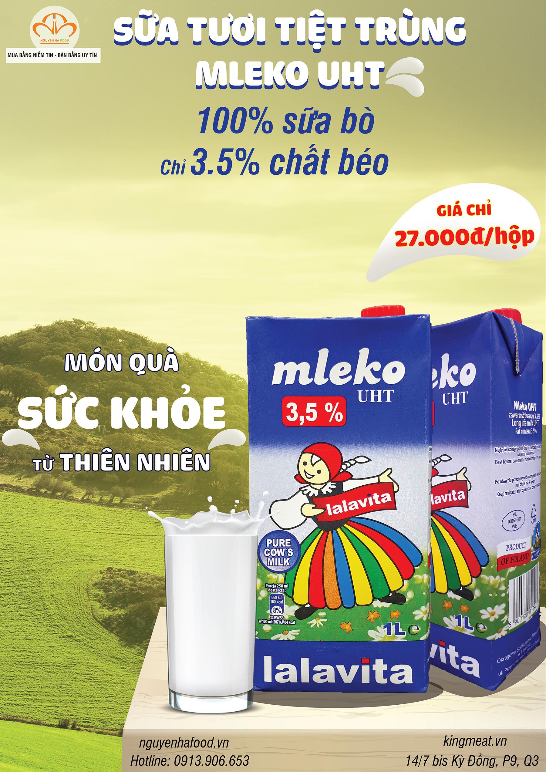 sữa tươi ngon nhất