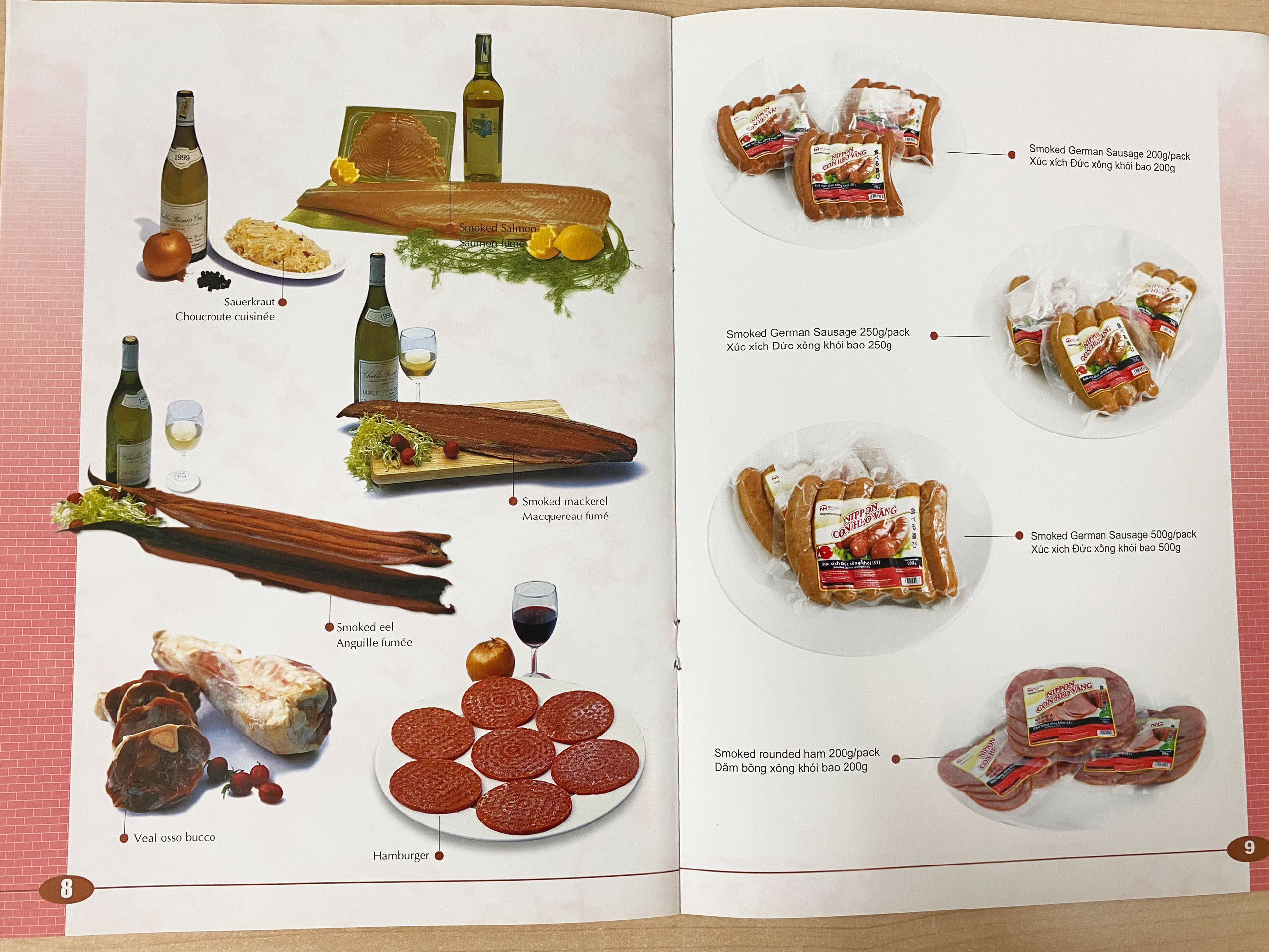 Thực phẩm Nipponham Việt Nam