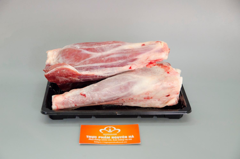 giò cừu có xương - lambshank