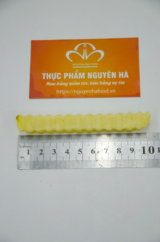 khoai tây răng cưa McCain