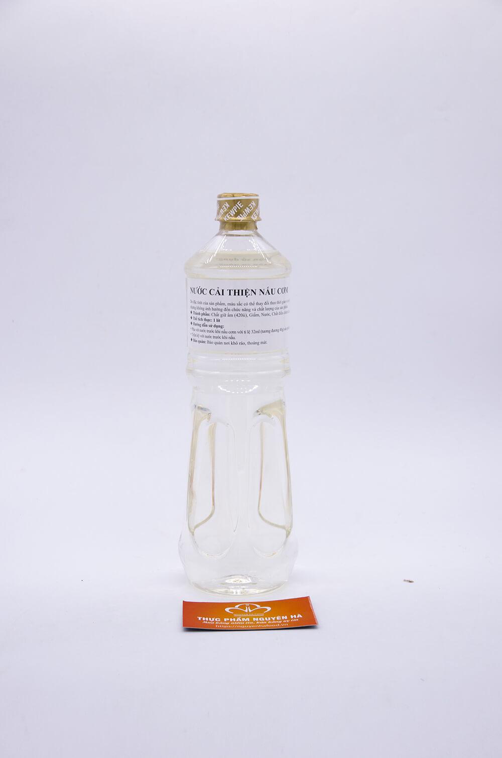 Nước cải thiện nấu cơm Kewpie