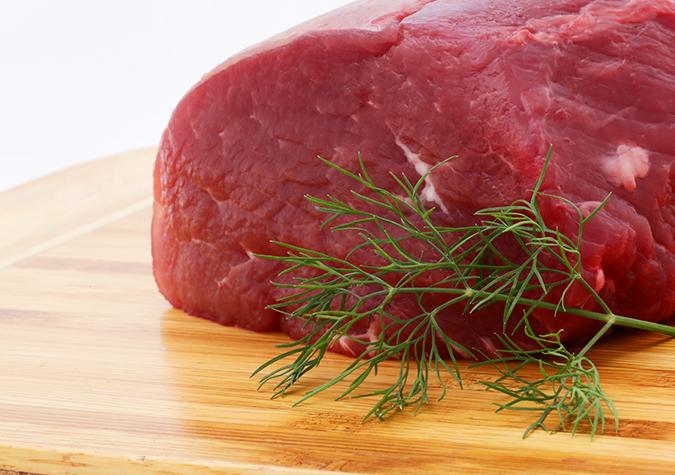 thịt bò úc tươi file