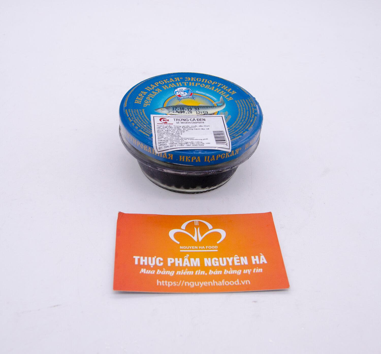 Trứng cá hồi đen